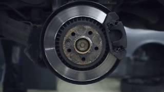 Замена тормозных колодок и дисков на Volvo XC60 - ReVolvo
