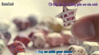 [Kara + Vietsub] Shining Friends (Full) {HD with lyrics}