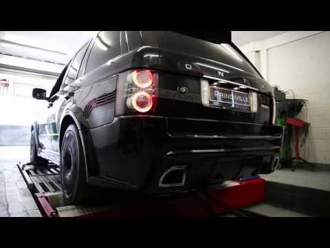 Prindiville Range Rover Vogue Tuning