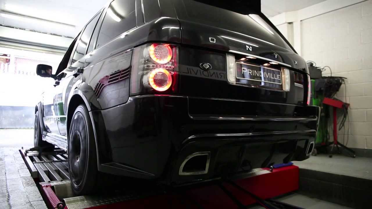 Prindiville Range Rover Vogue Tuning Youtube