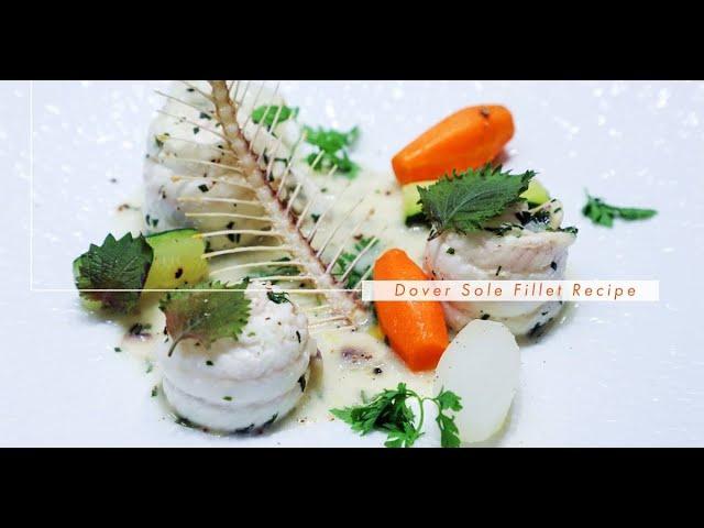 Recipe:用美食留住他的心!跟大廚學煮清新滋味的法式魚卷