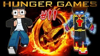 Minecraft : HUNGER GAMES - Ep.11 - Les tentacules meurtriers