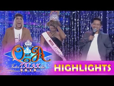 It's Showtime Miss Q & A: Brenda Mage shows nervousness while aiming for her 5th crown
