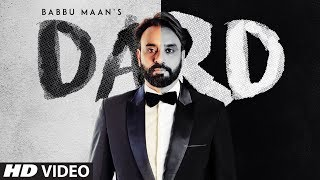 : Dard | Babbu Maan | New Song 2019 | T-Series