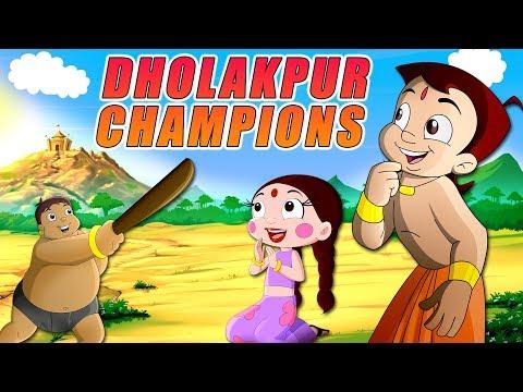 Chhota Bheem Dholakpur ke Champions | Kids Video in Hindi thumbnail