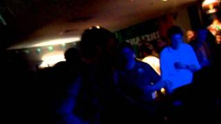 RWC 2011: Sean O Brien dancing in D4 the night after Ireland v Wales