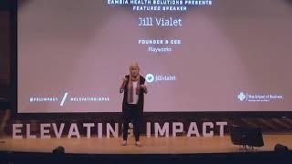 Jill Vialet - Portland State University Elevating Impact Summit