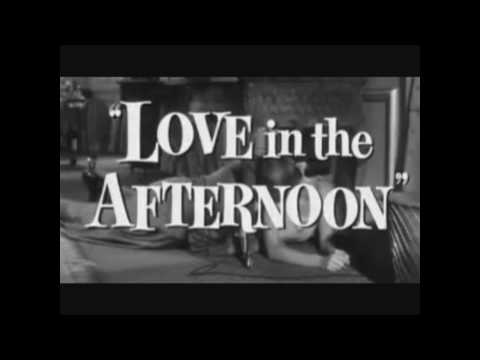 Love in the Afternoon (1957), Allied Artists Pictures