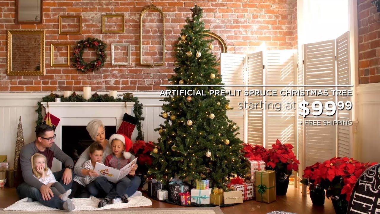 Best Pre Lit Artificial Christmas Trees.Best Choice Products Pre Lit Artificial Spruce Christmas Tree