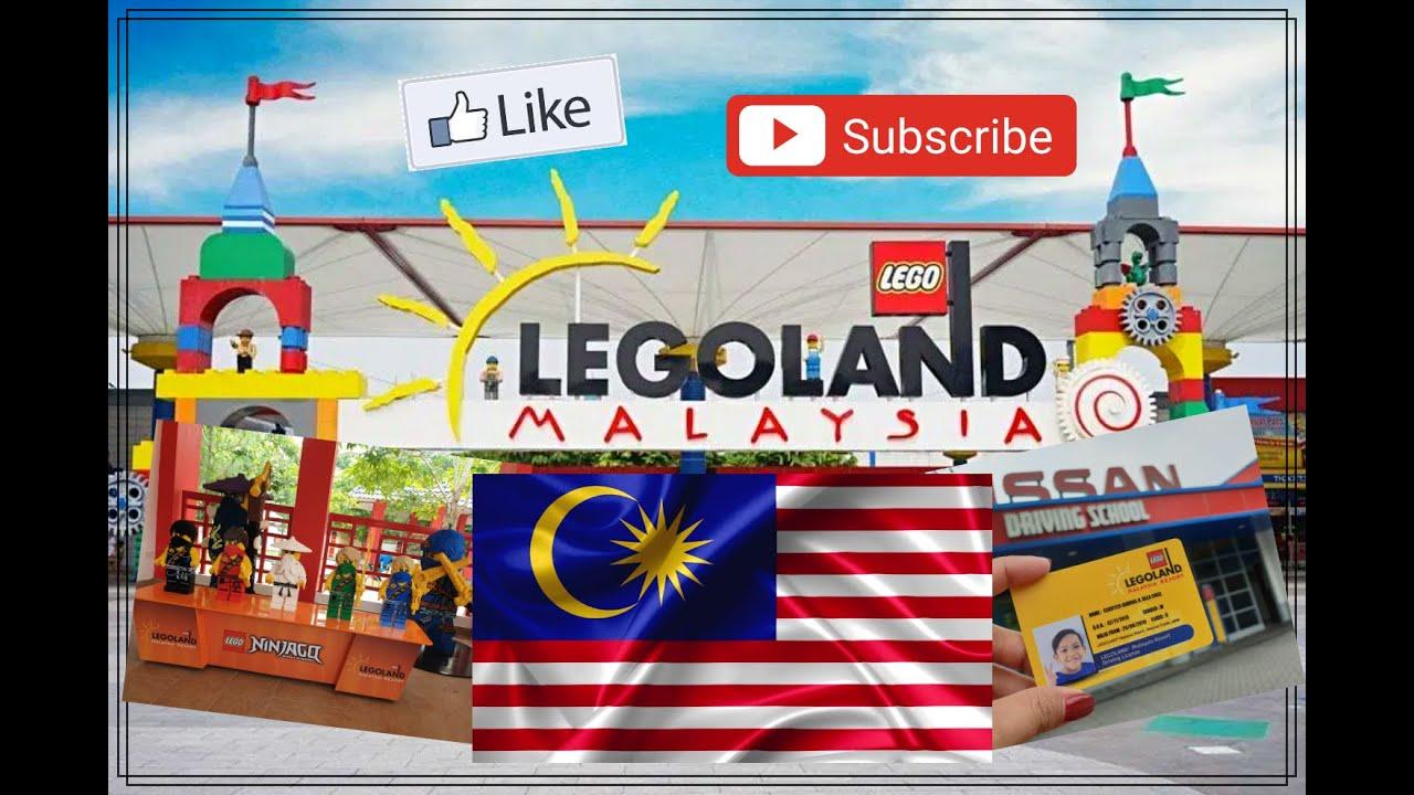 LEGOLAND MALAYSIA RESORT - YouTube