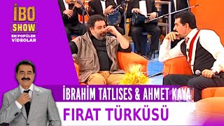 Fırat Türküsü - İbrahim Tatlıses ve Ahmet Kaya Düet - Canlı Performans