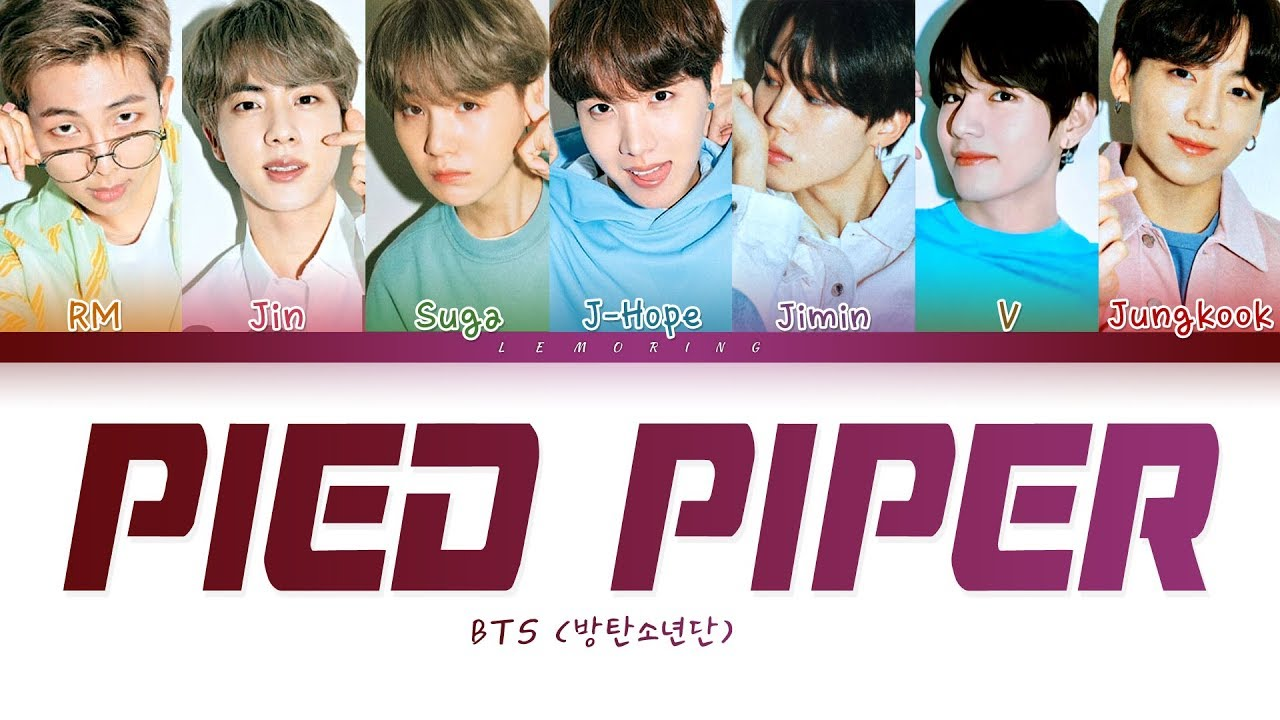 BTS – Pied Piper (English Translation) lyrics