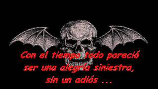 Avenged Sevenfold - Radiant Eclipse sub español.