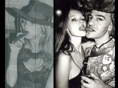 Kate Moss - Party Lifestyle