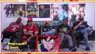 Goku Vs  Freiza Begins ! DragonBall Z Abridged Episode 28 REACTIONREVIEW TeamFourStar