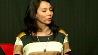 Childhood is today | Elena Durón | TEDxBariloche