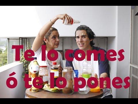 TE LO COMES Ó TE LO PONES - JUEGO DE HERMANOS