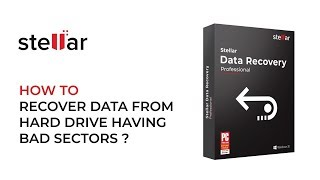 Recover Data From a Hard Drive Having Bad Sectors