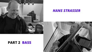 THE MAKING OF THE NEW JAZZ ALBUM - PART2 - DOUBLE BASS