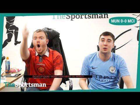 The Sportsman's Manchester Derby   thesportsman.com Originals   Football