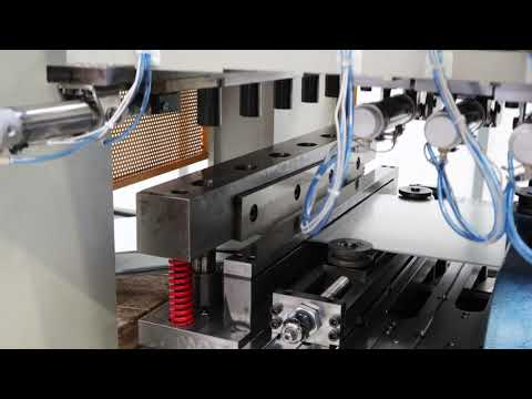 CNC Full Automatic Punching Station
