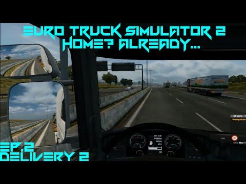 Euro Truck Simulator 2 | Verona to Milano | Delivery 2