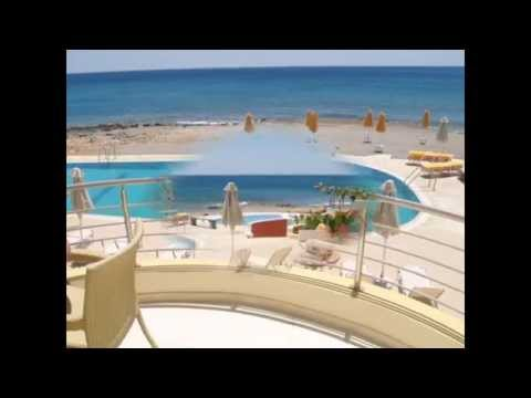 Seaside Real Estate in Greece - Hotel for sale in Crete  Up in the Sea