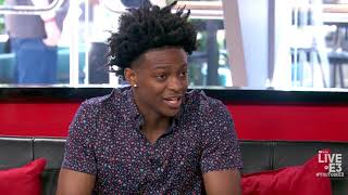 De'Aaron Fox of the Sacramento Kings joins Geoff Keighley to Talk About His Love of Gaming