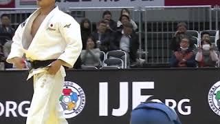 Judo maruyama  japan -66kg grand slam osaka 2019