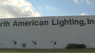 North American Lighting bring new jobs