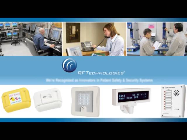 Safe Place Infant & Pediatric Security Solutions from RF Technologies