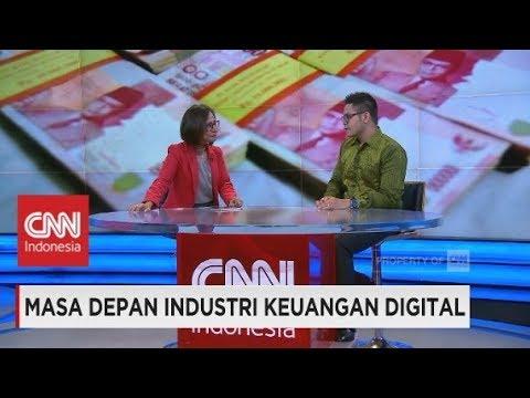 Masa Depan Industri Keuangan Digital