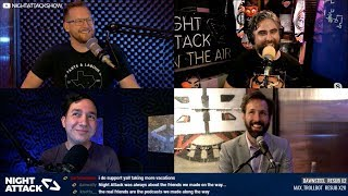 Night Attack #277: But It's All Fine Now (w/ Andrew Heaton)