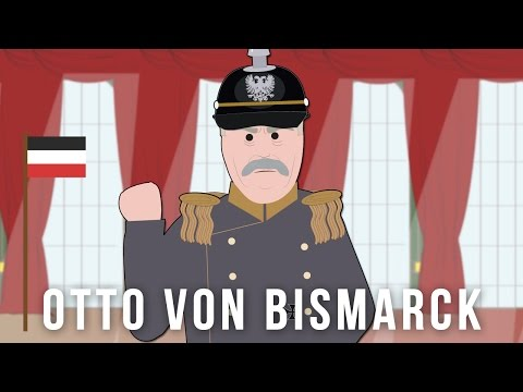 Otto von Bismarck (1815–1898) / German Unification