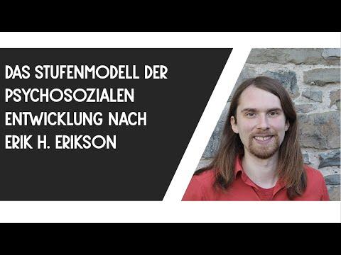 Das Stufenmodell der psychosozialen Entwicklung nach Erikson (Reupload)