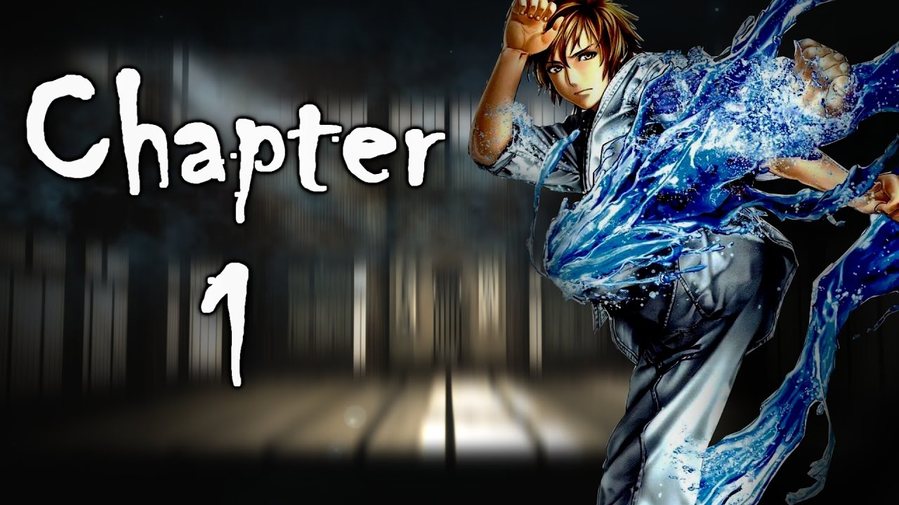 Karate shoukoushi kohinata minoru episode 1