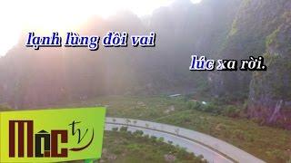 Karaoke Nếu Lỡ Hết Yêu - Tuấn Quang | Beat Gốc Chuẩn 320kb