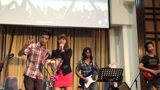 chin gospel concert 2014. Hlasa. Zing Len Par