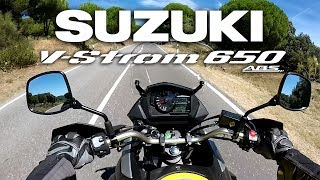 Suzuki V Strom 650 XT 2017 Primeras impresiones