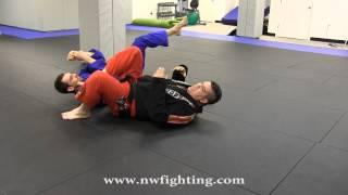 Brazilian Jiu-Jitsu Portland – Rigan Machado 2013 – Sweep To Armbar From The Guard