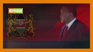 Uhuru: Ajenda yangu mwaka huu ni kupunguza cheche za siasa