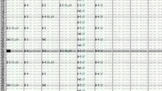 Музыкальная тема из звуков Windows XP