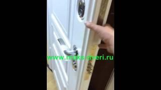 Обзор входной металлической двери М 11 Беларусь