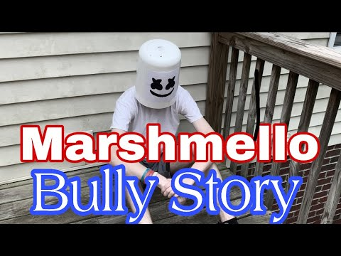 Roblox Bully Story (Marshmello- Alone)