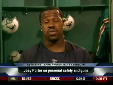 Joey Porter Full Interview