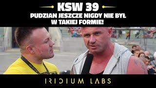 ⭐️⭐️⭐️Krystian Pudzianowski: Mariusz jeszcze nigdy nie był w takiej formie! - Wywiad Iridium Labs 2017 Video