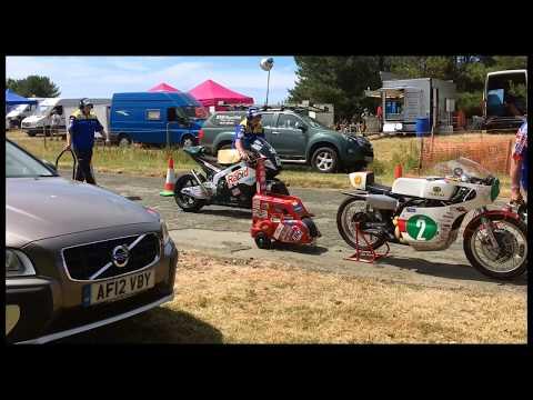 Tonfanau Road Races 1st July 2018