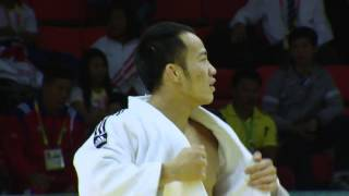 27th SEA GAMES MYANMAR 2013 - Judo 19/12/13