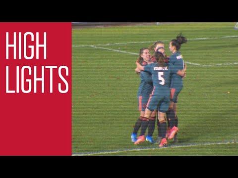 Highlights PSV - Ajax Vrouwen