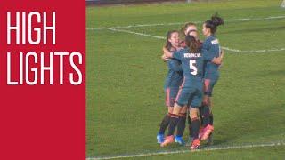 Samenvatting Ajax Vrouwen - PSV (Eredivisie vrouwen)